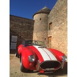 cobra rouge  Mistates V8 ford 7,5 litres à vendre