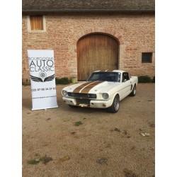 MUTANG 1966 V8 FASTBACK