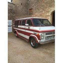 VAN Chevrolet  1985 à vendre
