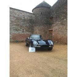 jaguar XKSS réplique  en conduite française