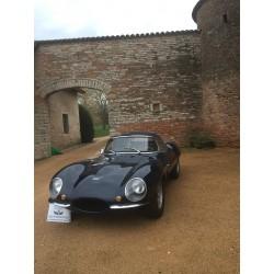 jaguar XKSS réplique RAM  conduite française