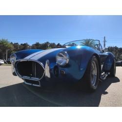 cobra  bleue réplique Midstates 1990 à vendre bourgogne auto classic