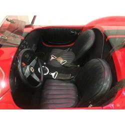 habitacle cobra rouge  à vendre