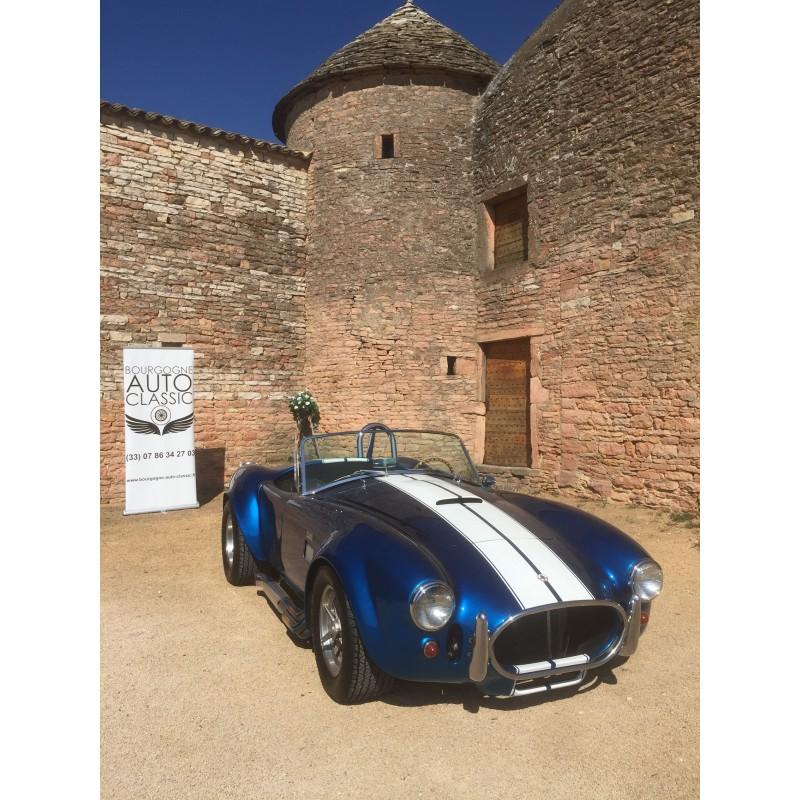 cobra Midstates bleu à vendre V8 ford