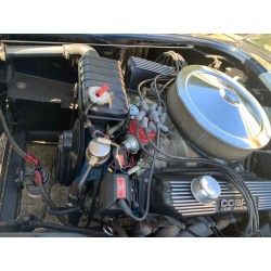 moteur cobra Contemporary classic  7 litres Ford FE side oiler