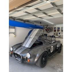 Shelby cobra réplique grise V8 ford vendre