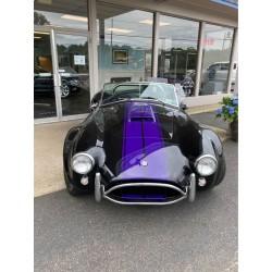 cobra replique Kellison noir vendre V8 Ford