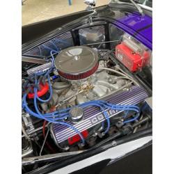 moteur V8 ford cobra noir kellison réplique à vendre