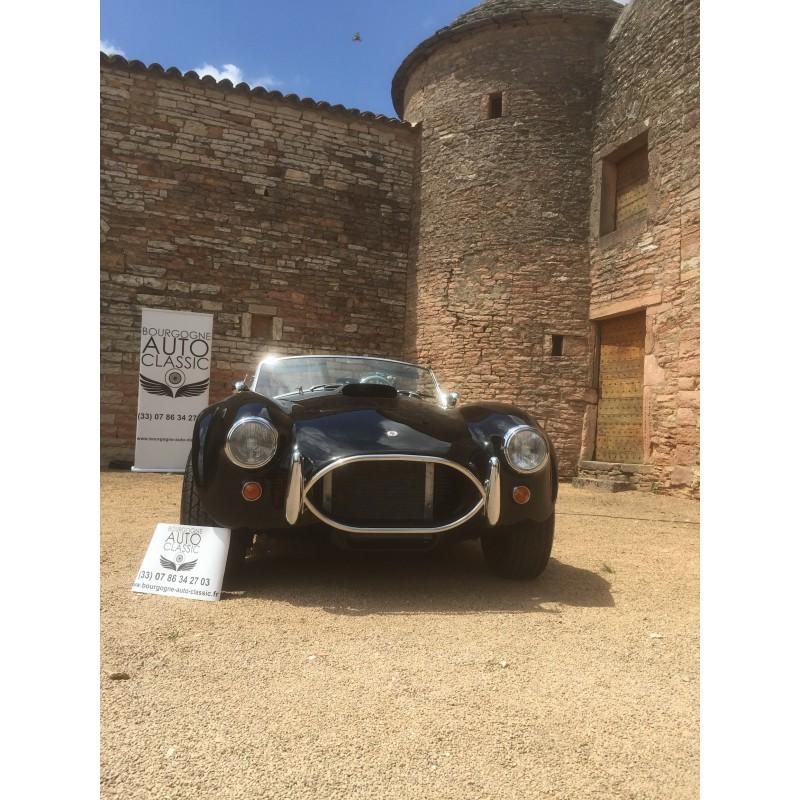 Cobra  contemporary Noire V8 ford à vendre