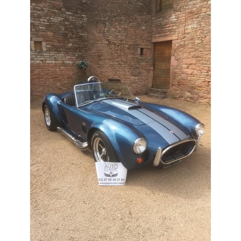 cobra Butler bleu  V8 ford à vendre