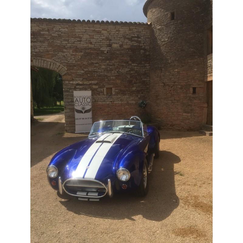 cobra ERA bleu V8 ford 7 litres vendre