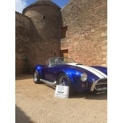 Cobra replique shelby 427  ERA , bleue  à vendre