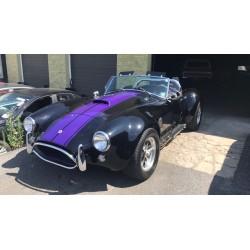 cobra réplique désign By kellison , V8 Ford 7,5 litres , à vendre