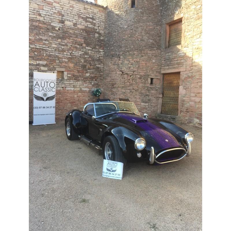 Cobra Design By Kellison , V8 ford 7,5 litres , à vendre